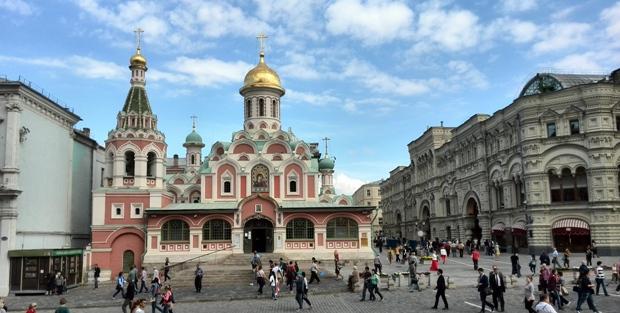 Russland. Widersprüchliche Eindrücke