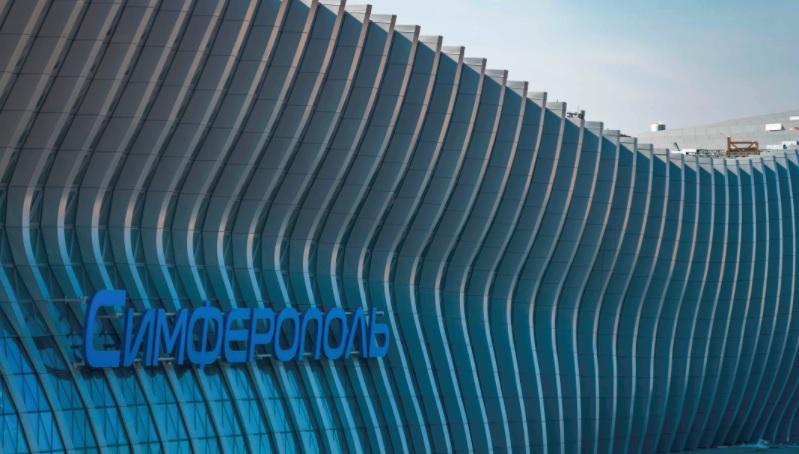 Krimflughafen Simferopol ist jetzt mit 67 russischen Städten verbunden