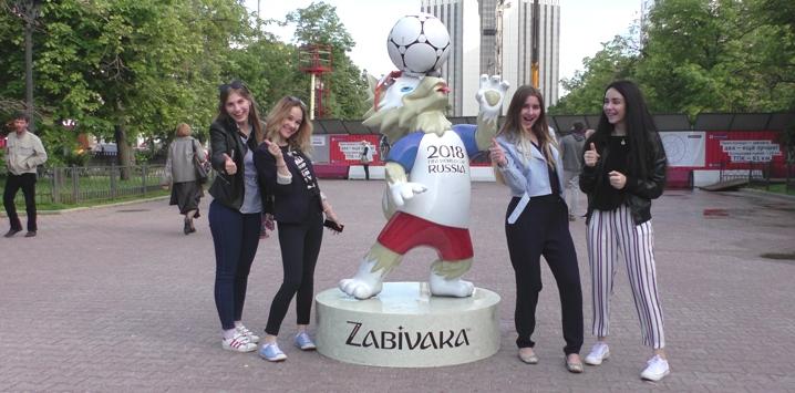 Russland, Belarus unterzeichnen Visa-Anerkennungsabkommen für FIFA Fußball-Weltmeisterschaft 2018