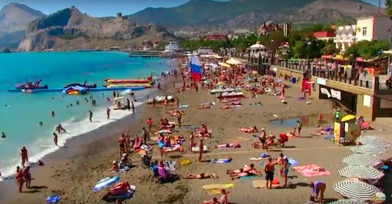 Saisonauftakt auf der Krim