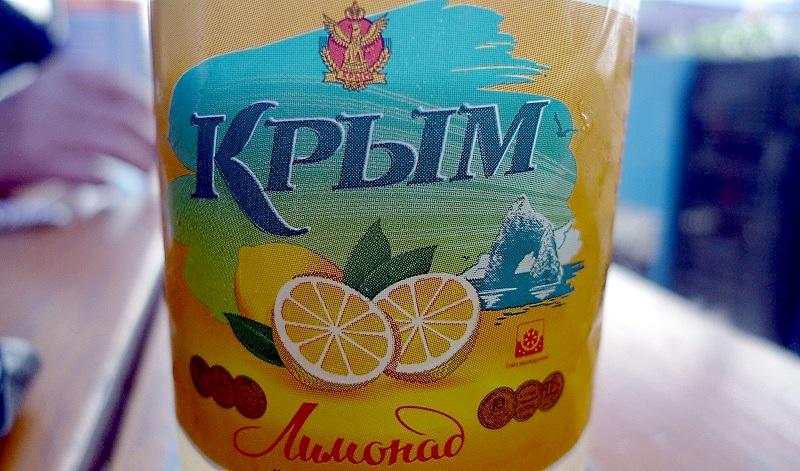 Krim auf dem Höhepunkt ihrer Popularität