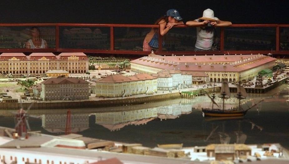 St. Petersburg en miniature [mit Fotogalerie und Video]