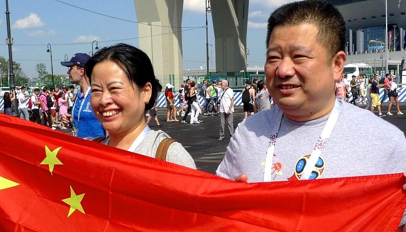 Russland zählt doppelt so viele Touristen aus China