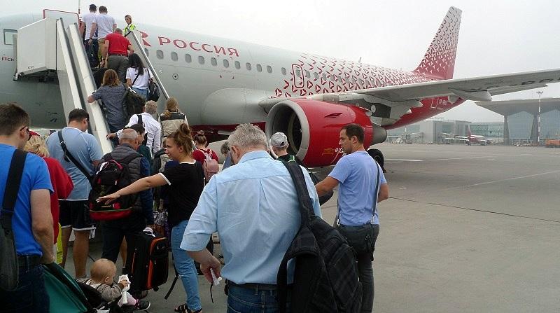 "Russische Airlines legen ""schwarze Liste"" an"