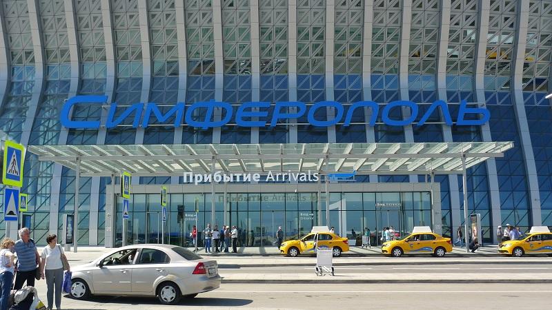 Über 26.000 Flüge am neuen Terminal Simferopol