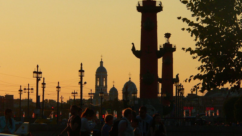 Die sagenhaften Schätze St. Petersburgs