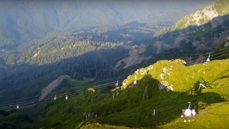 Infrastruktur auf Öko-Routen soll Kaukasus-Tourismus fördern