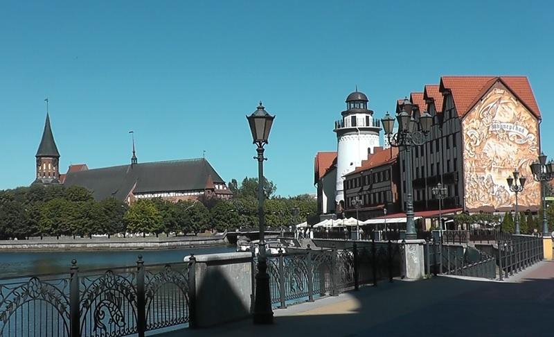 Kaliningrad will Tourismus ausweiten