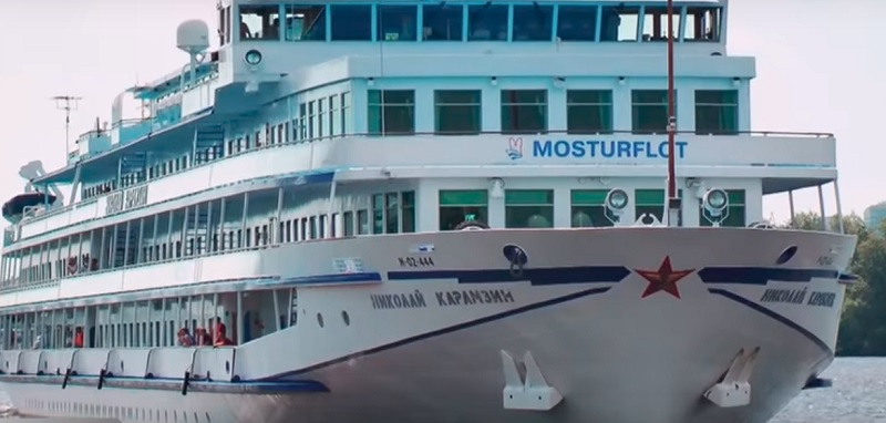 Luxusliner soll Tourismus am Kaspischen Meer ankurbeln