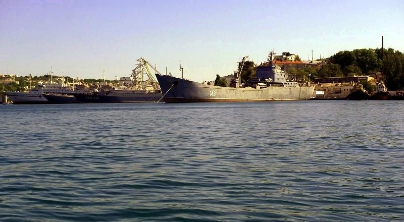 Alltag auf der Krim verläuft nach Marinevorfall normal