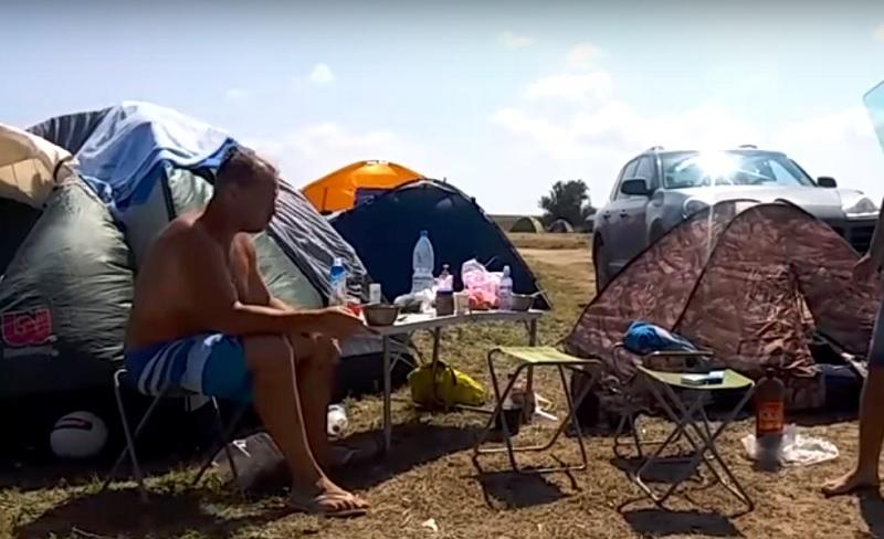 Campingplätze auf der Krim geplant