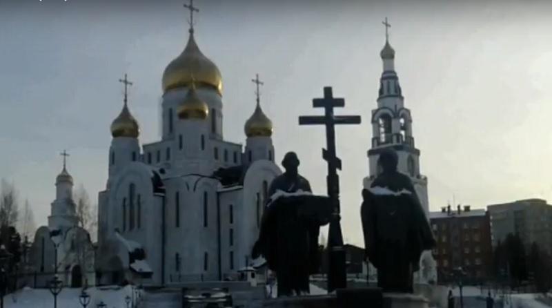 Chanty Mansijsk – Die Neujahrshauptstadt Russlands