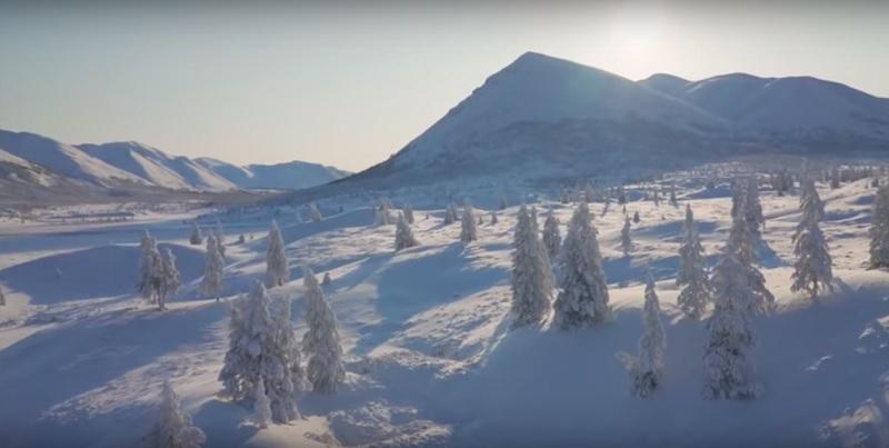 Wo es in Russland richtig kalt ist