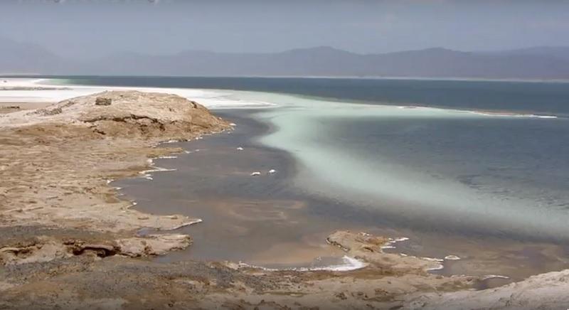 Der Karatschai-See: Wo man das Baden besser bleiben lässt