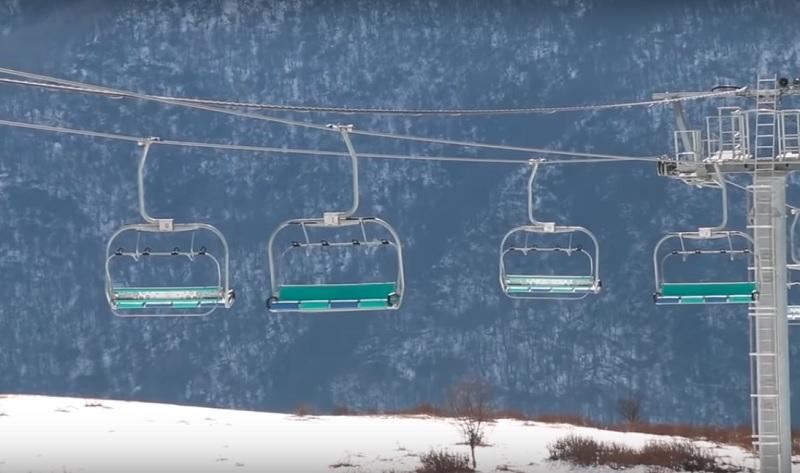 """""""Wedutschi"""": Tschetscheniens Skigebiet zwischen Anspruch und Wirklichkeit"""
