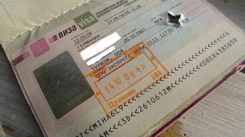 Visafrage für Russland zur Chefsache erklärt