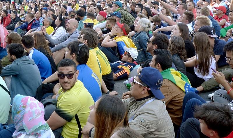 Tausende WM-Touristen nicht mehr aus Russland ausgereist