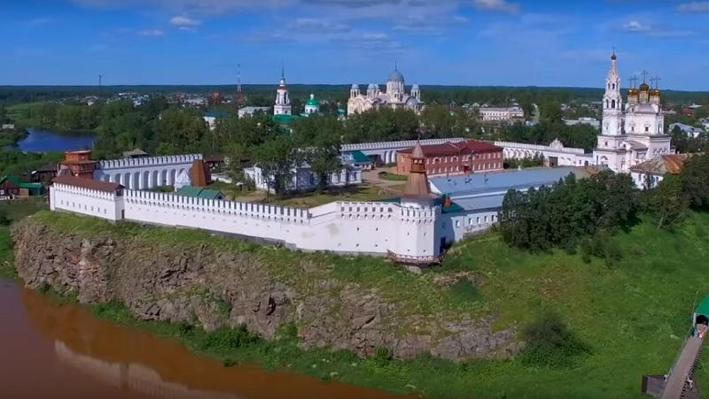 Werchoturje: Der kleinste Kreml Russlands