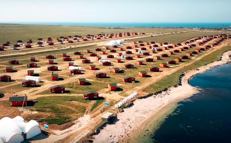 Größter Campingplatz der Krim eröffnet