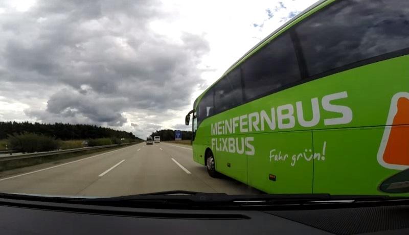 """""""FlixBus"""" steuert die Ukraine an"""