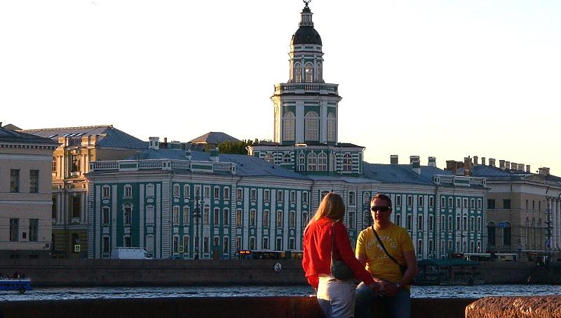 Ab Oktober gelten E-Visa für St. Petersburg